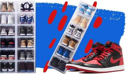 AIO COOL SNEAKERS DISPLAY