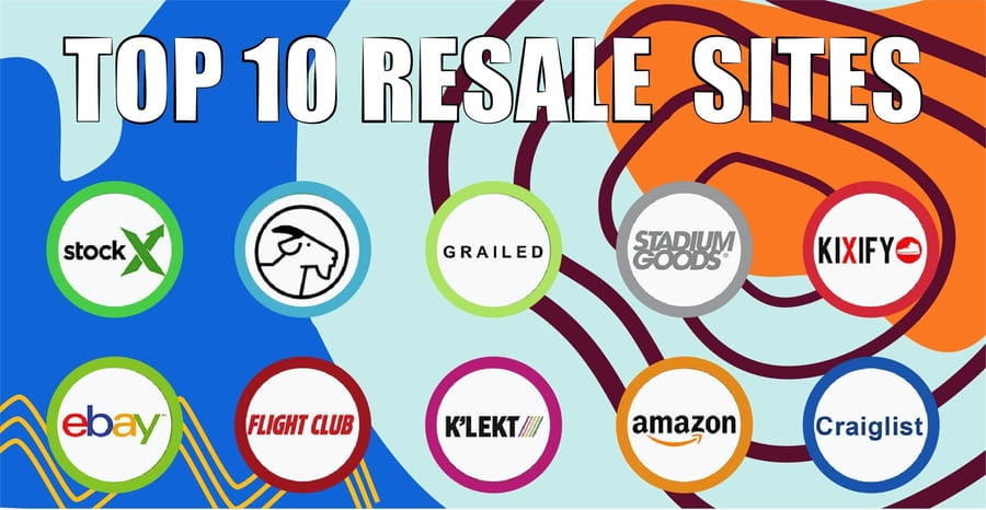 SNEAKERS RESALE SITES AIO