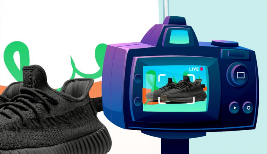 Sneaker reselling value