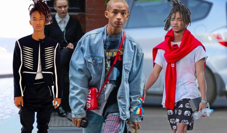 JADEN SMITH FASHION