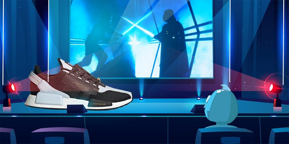 STAR WARS ADIDAS NMD AIO FEAT