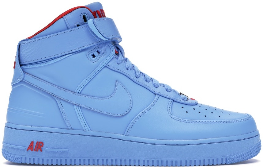 JUST DON AIR FORCE 1 BLUE
