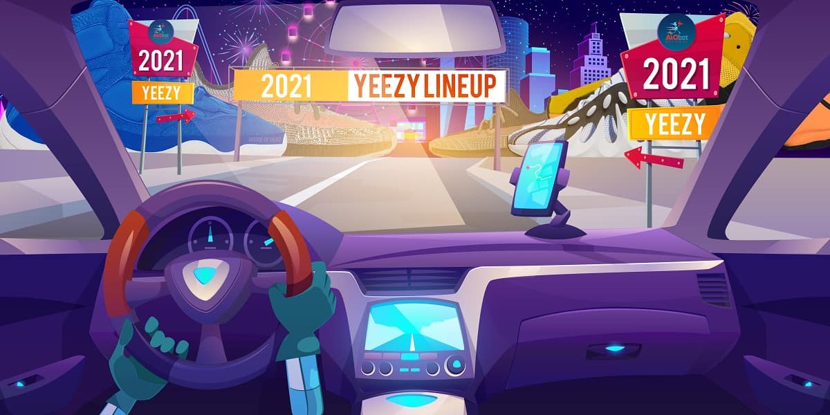 2021 Yeezys