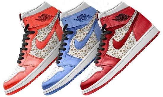 Sneaker Trends 2021 - Supreme Jordan 1