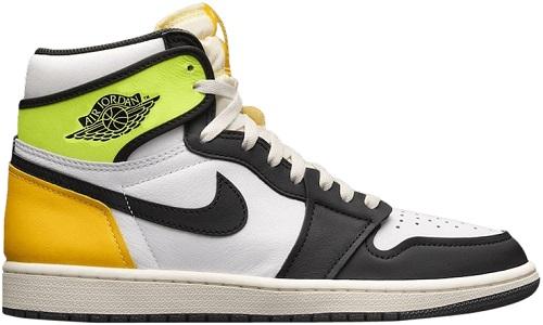 Sneaker trends 2021 - Jordan 1 Volt Gold