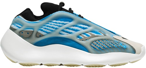 Sneaker trends 2021 - Yeezy 700 V3 Kyanite