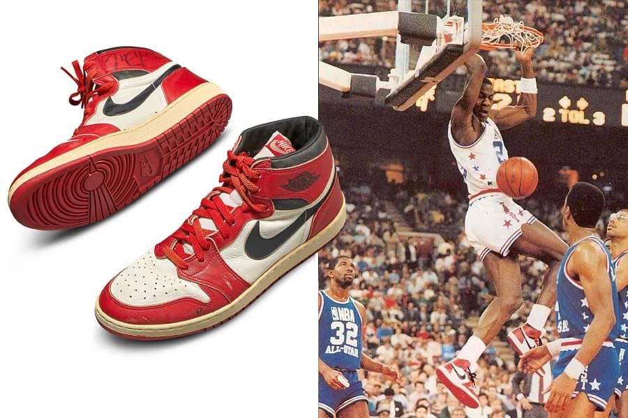 Chicago Jordan 1-1985