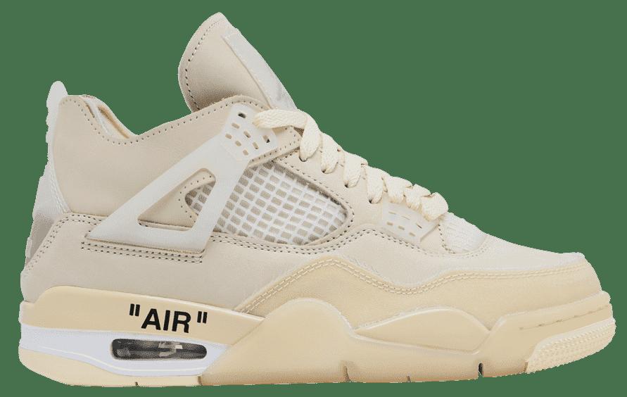 Jordan 4 X Off-white Sai