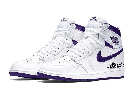 Jordan Colorways Court Purple WMNS