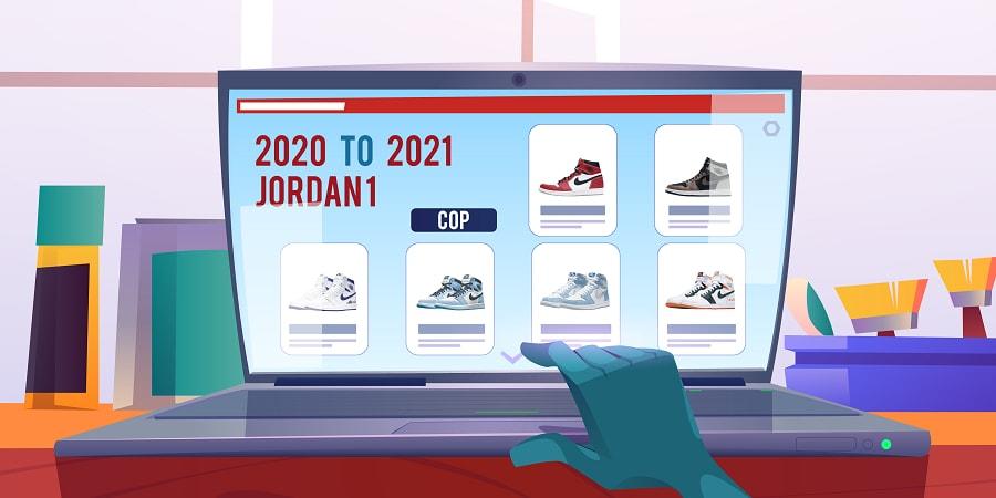 Nike Air Jordan 1 Colorways 2021