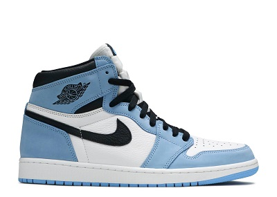 Air Jordan University Blue