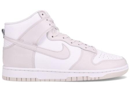 New Nike-Dunk-High-Retro-White-Vast-Grey-2021