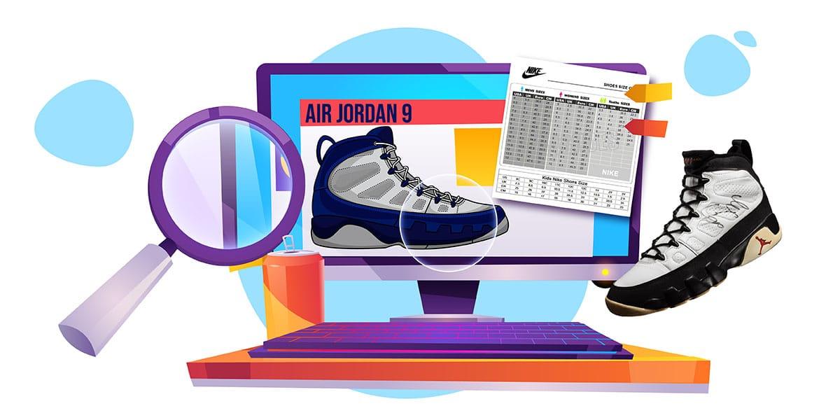 How do Jordans Fit - AIO Blog - Jordan Size 9