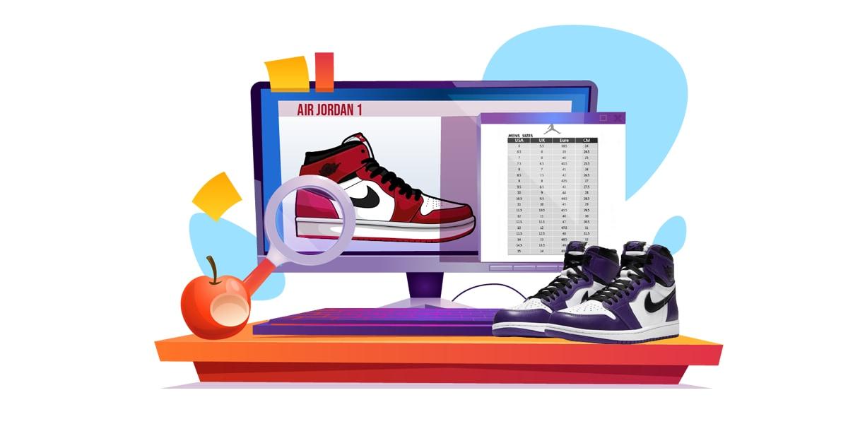 How do Jordans Fit - AIO Blog - Jordan Size 1