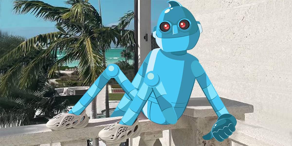 New Foam Runner Yeezy - AIO Bot