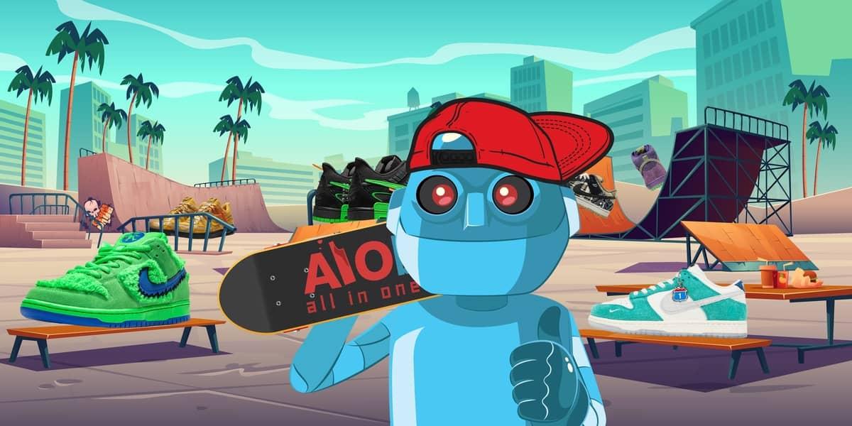 Nike Dunk Shoes - AIO Bot