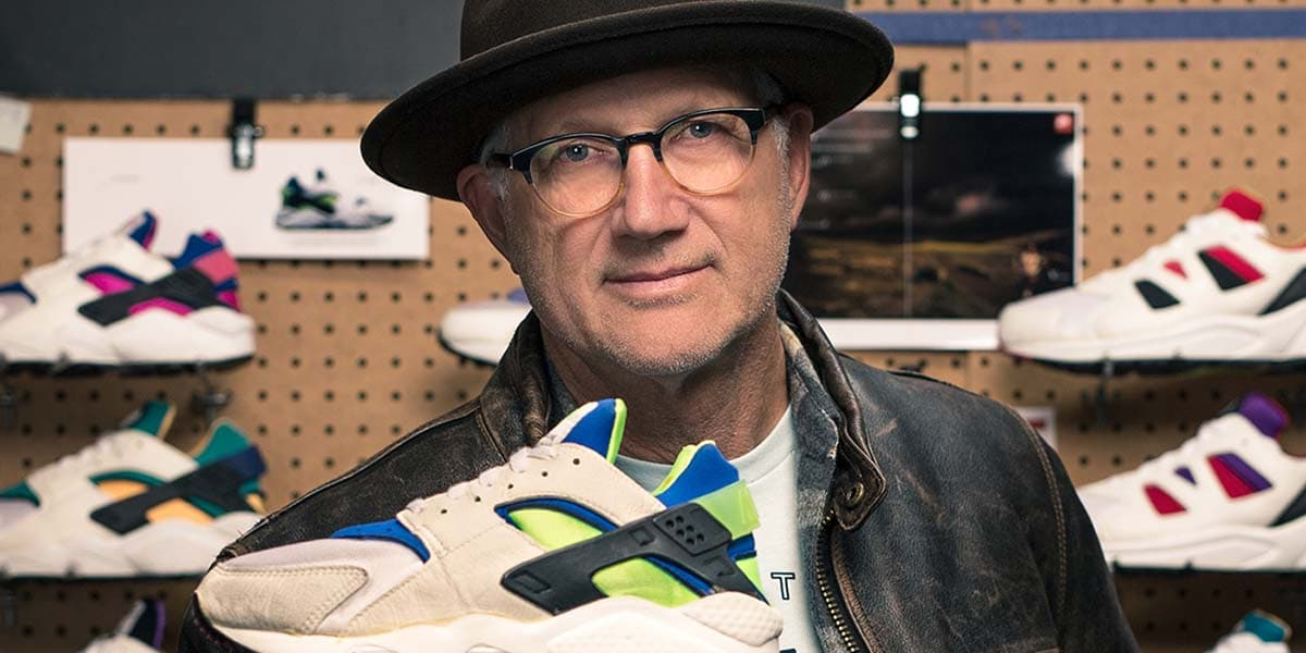 Tinker Hatfield - Nike VP - AIO Bot