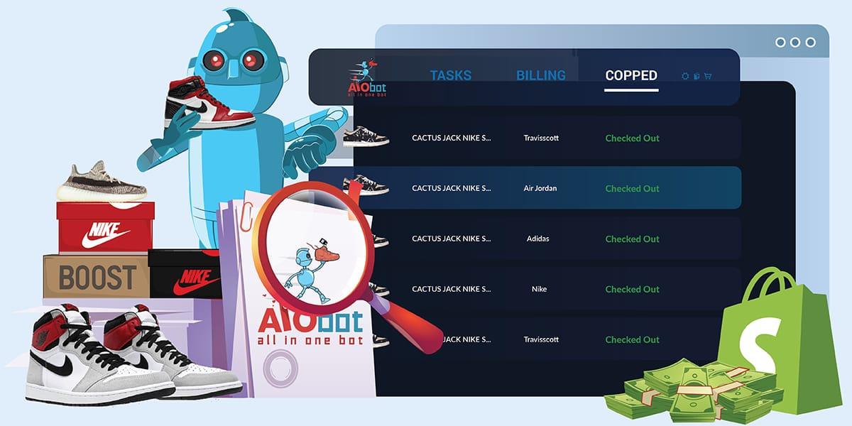 AIO Proxies Features - AIO Bot