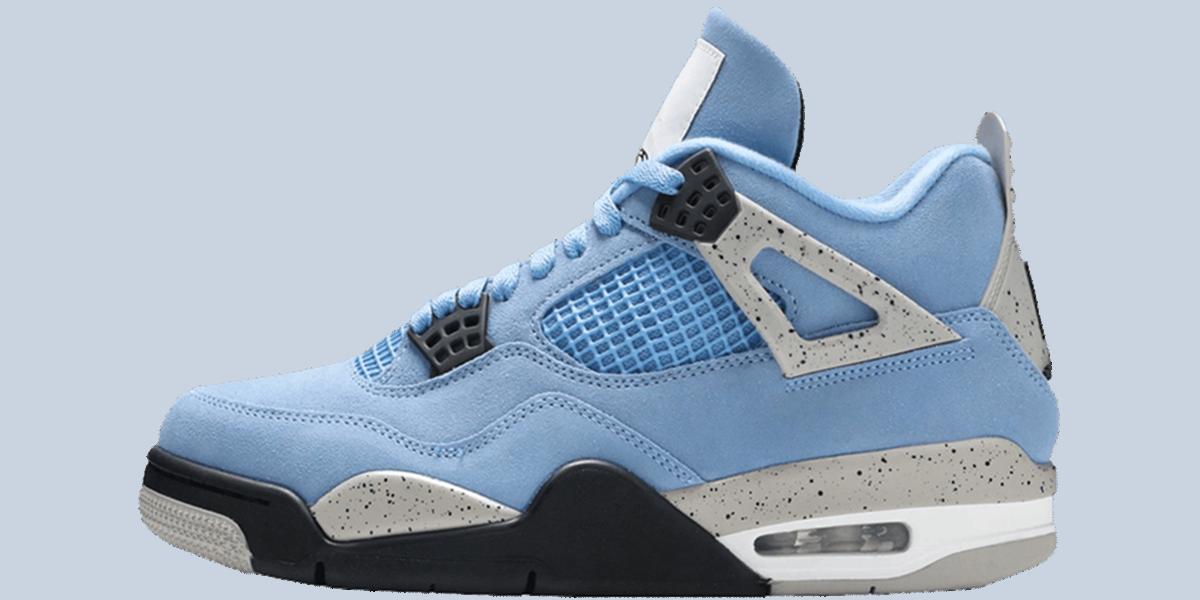 Air Jordan 4 University Blue - AIO Bot