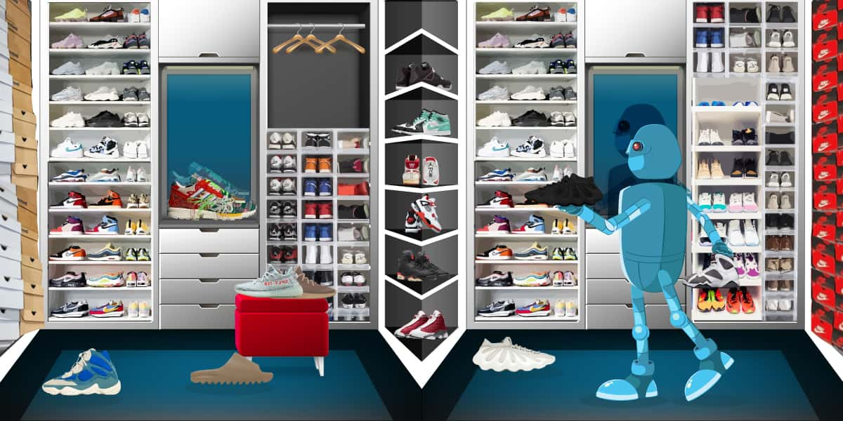 How to Start a Sneaker Collection - AIO Bot