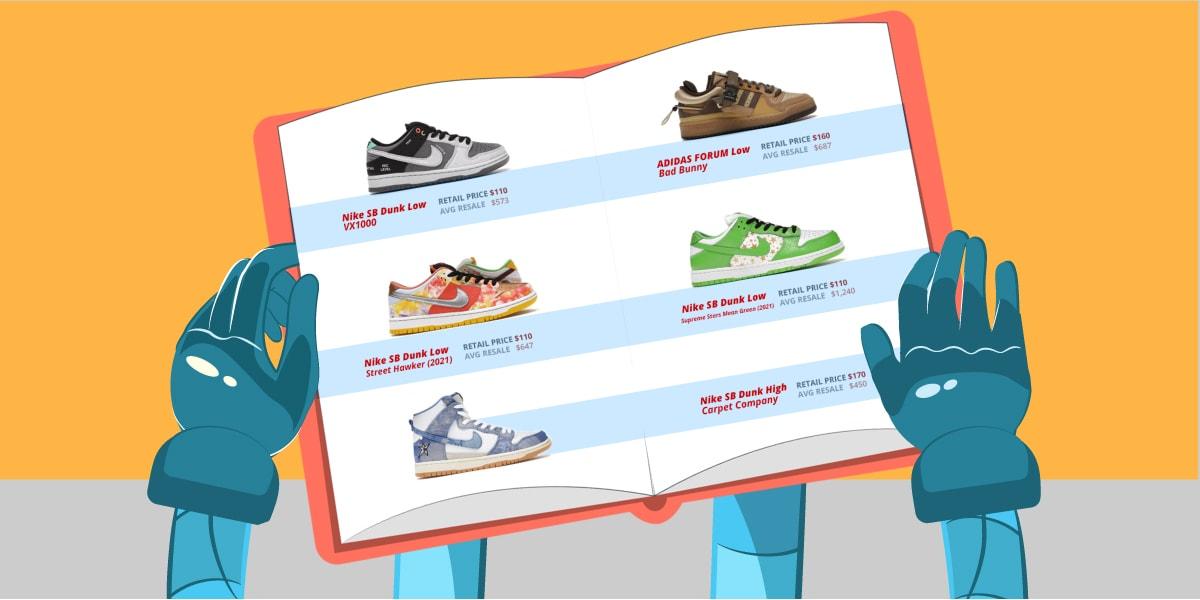 Nike Adidas Dunks Kicks - AIO Bot