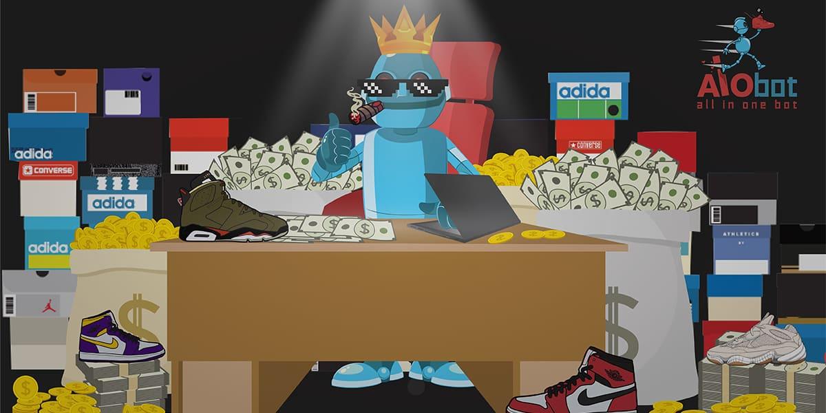 Q1 Sneaker Recaps - Sneakers News - AIO Bot
