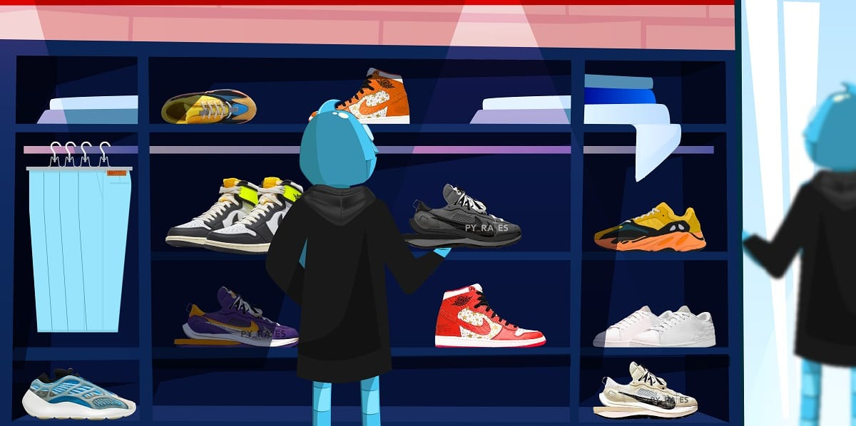 Sneaker Trends - AIO Bot