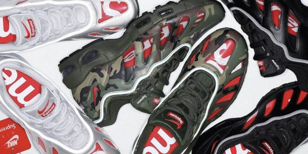 Supreme Italy Sneakers Air Max 96 - AIO Bot