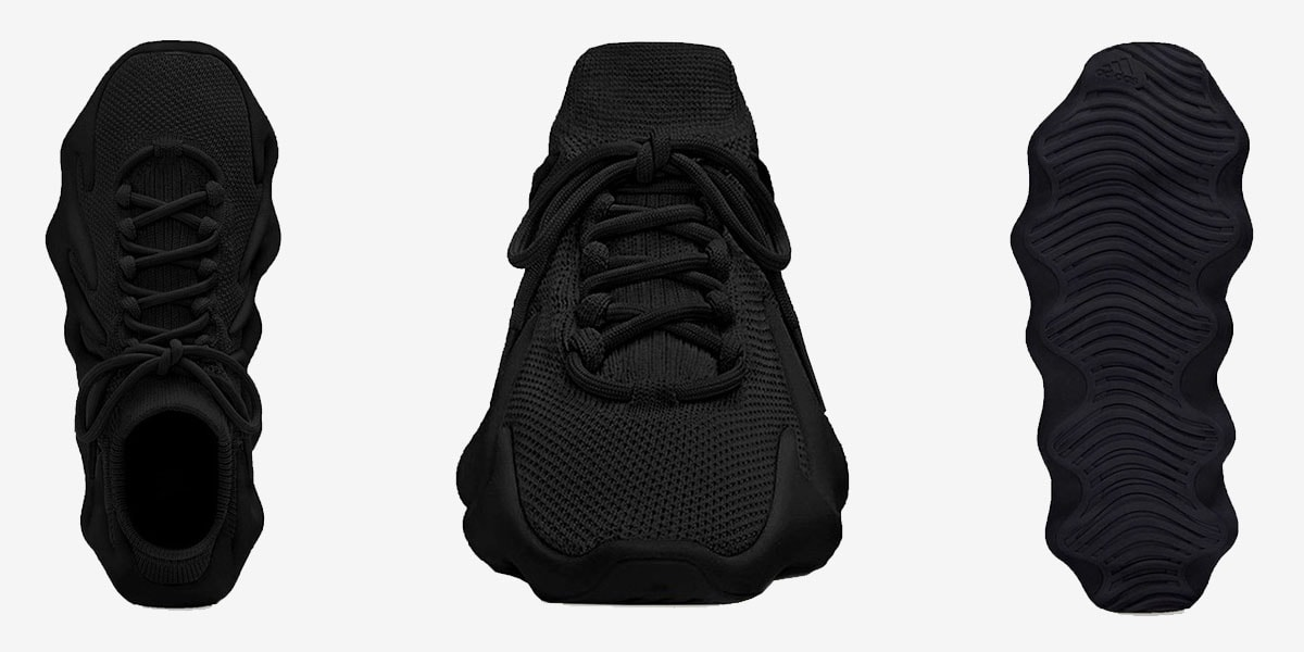 Adidas_Yeezy Release June ALL-BLACK - AIO Bot