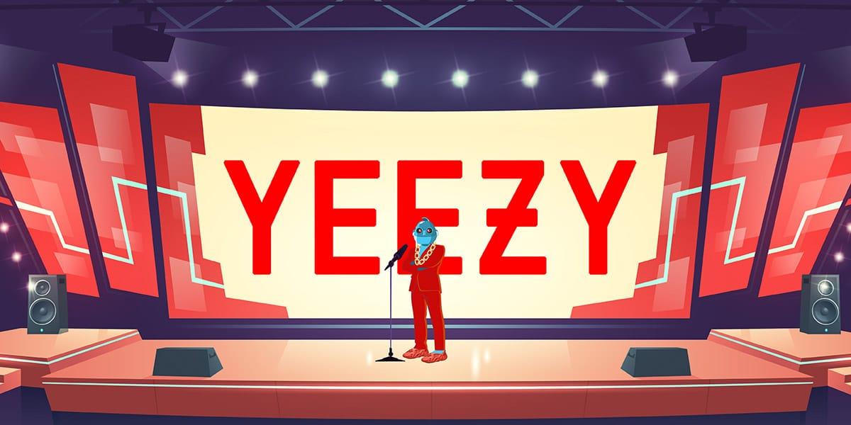 Adidas Yeezy Foam Runner Red - Vermilion - AIO Bot