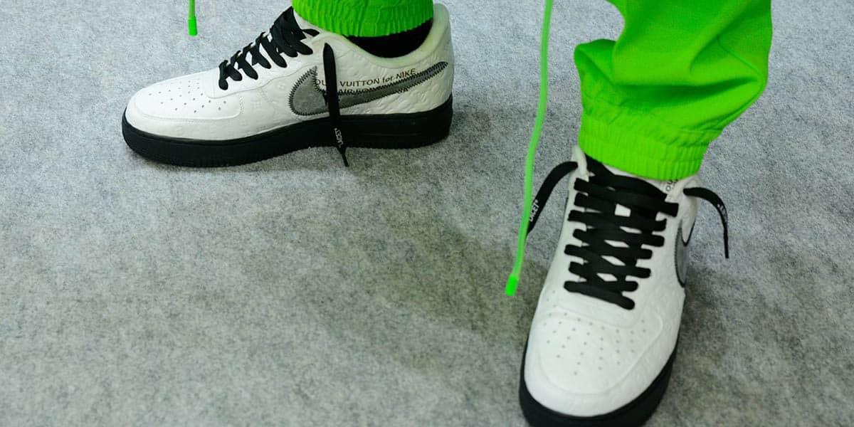 Louis_Vuitton Forces - Nike_Air - AIO Bot