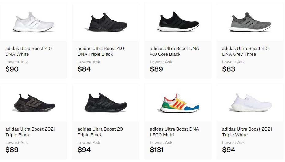 Adidas Ultra Boost - Most Comfortable Sneakers - AIO Bot