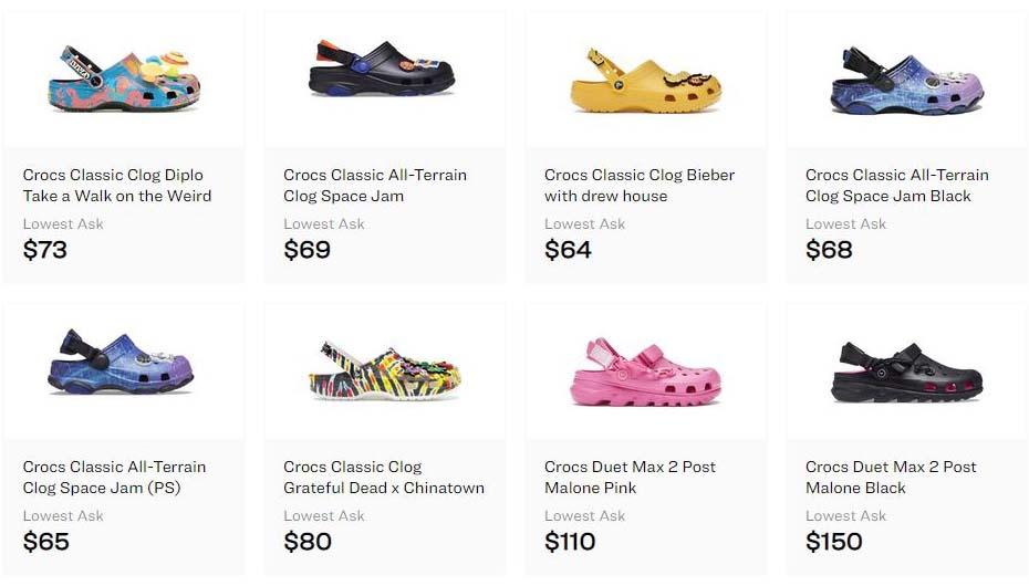 Crocs Classic Clogs - Walking Shoes - AIO Bot