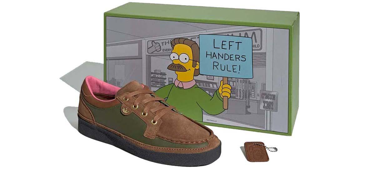 Left Handers Rule - Ned Flanders McCarten_Adidas - AIO Bot