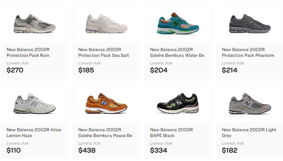 New Balance 2002R - Walking Shoes - AIO Bot