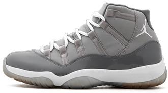 Air_Jordan 11 Cool Grey