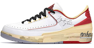 Air_Jordan 2 Off White Low