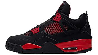Air_Jordan 4 Red Thunder