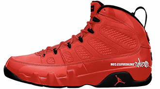 Air_Jordan 9 Chile Red