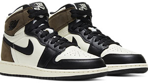 Jordan 1 Retro Dark Mocha - Best Jordan 1 Colorways