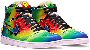 Jordan 1 Retro J Balvin - Best Jordan 1 Colorways