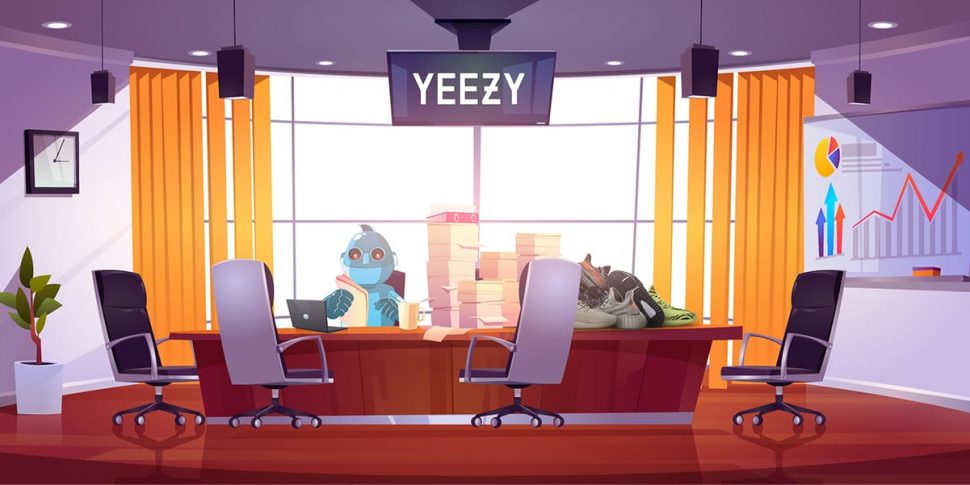 Upcoming Yeezys Brand position