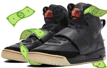 Nike Air Yeezy I Prototype - The Most Expensive Sneakers - AIO Bot
