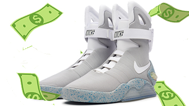 Nike Mag Auto Lace 2016 - The Most Expensive Sneakers - AIO Bot