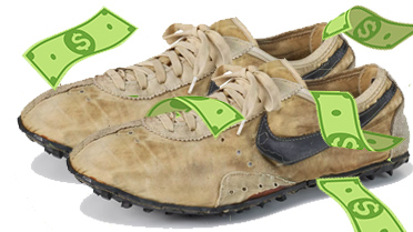 Nike Moon Shoes 1972 - The Most Expensive Sneakers - AIO Bot